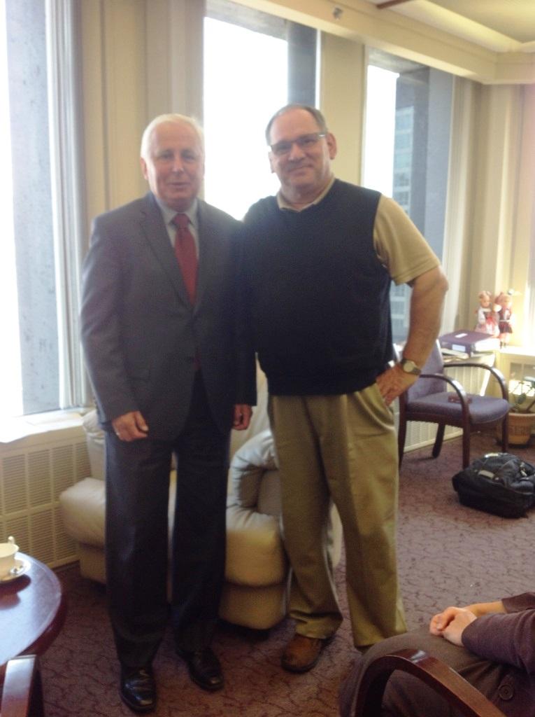 Spotkanie Zarzadu Barki CA z Konsulem Generalnym RP w Vancouver (1)