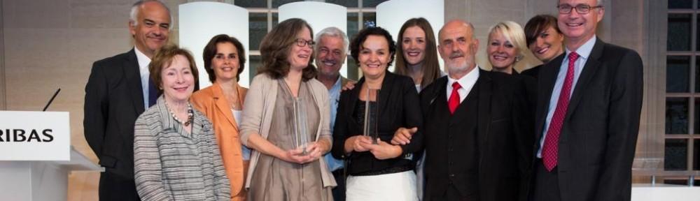 BNP Paribas Wealth Management Special Prize for Tomasz and Barbara Sadowski